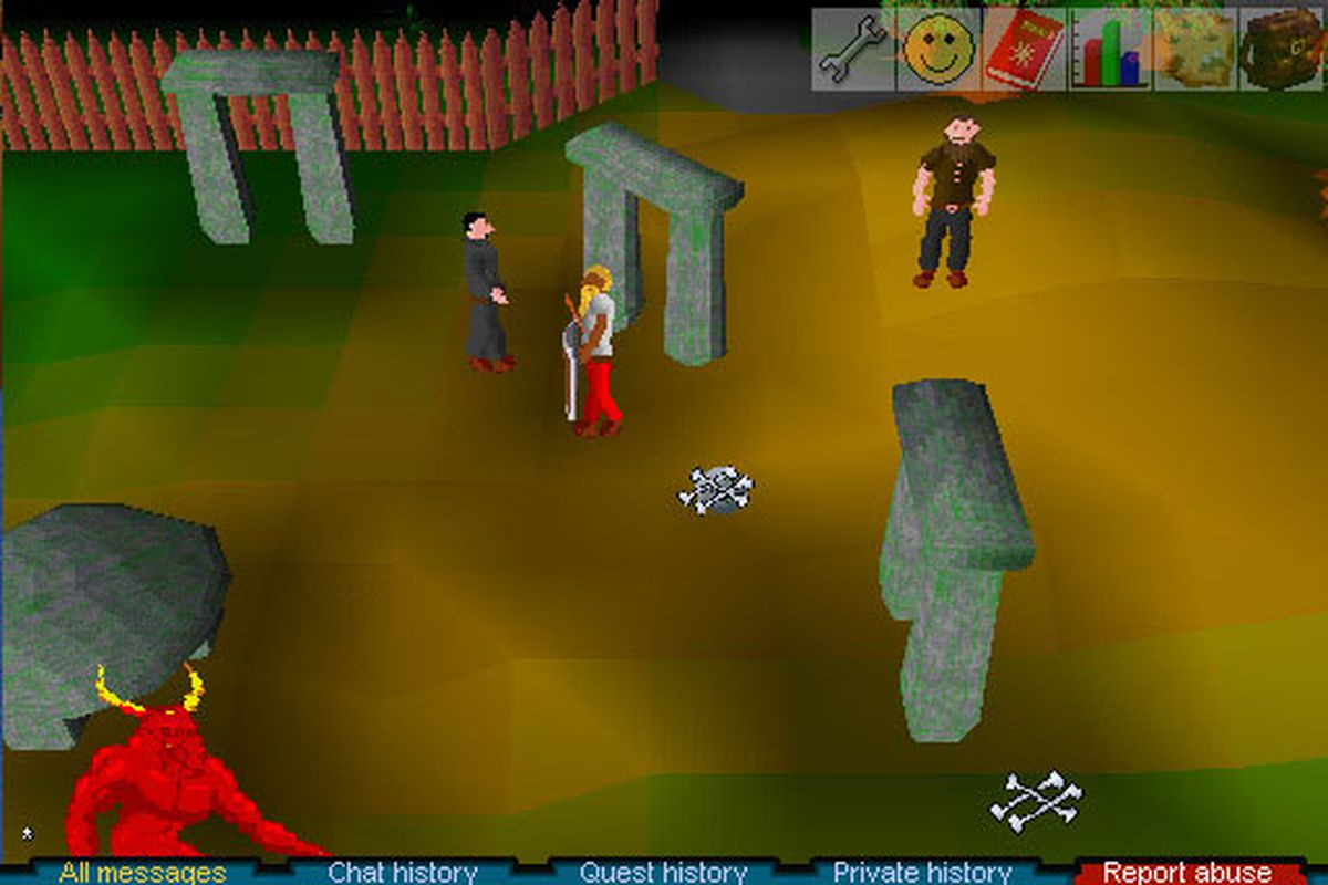 Runescape Classic Is Shutting Down After 17 Years Polygon