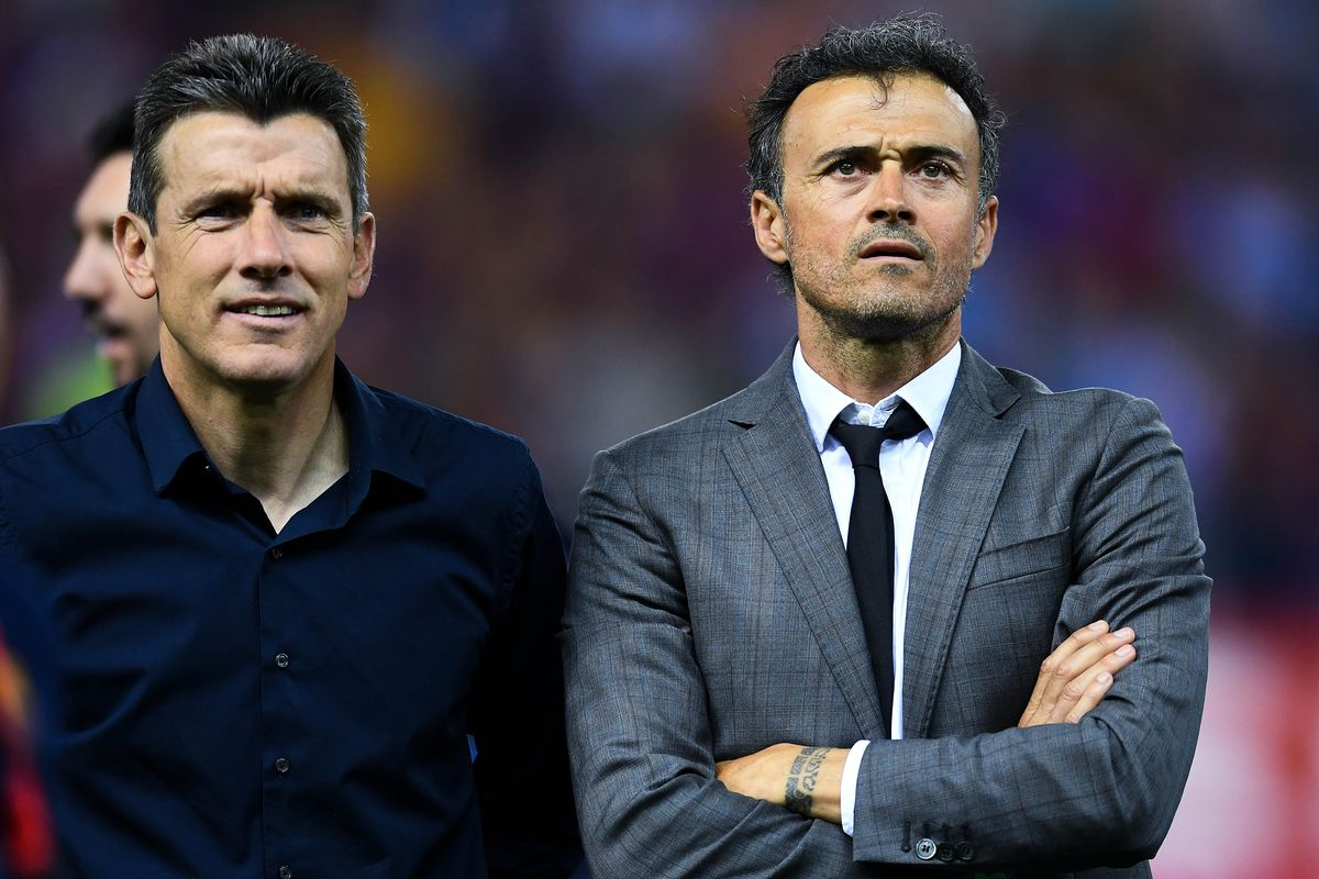 Former Barcelona coach Juan Carlos Unzue named Celta Vigo chief coach