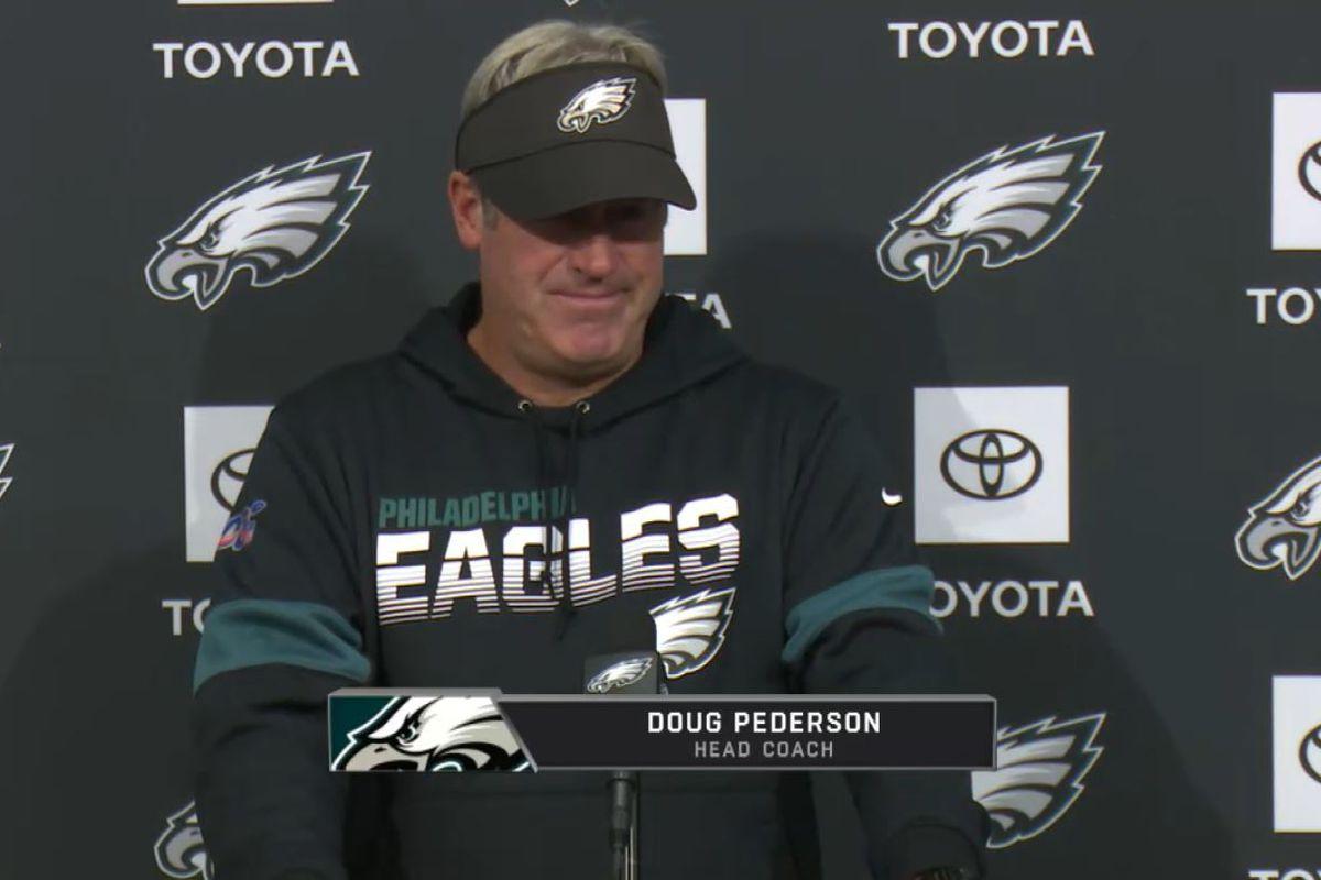 Doug Pederson offers Eagles injury updates on DeSean Jackson, Sidney Jones, Jason Peters