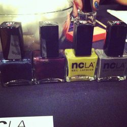 NCLA's fall collection