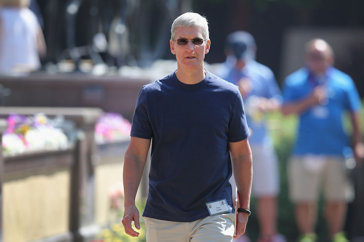 Apple CEO Tim Cook approved Apple's car project last year, according to the Wall Street Journal.