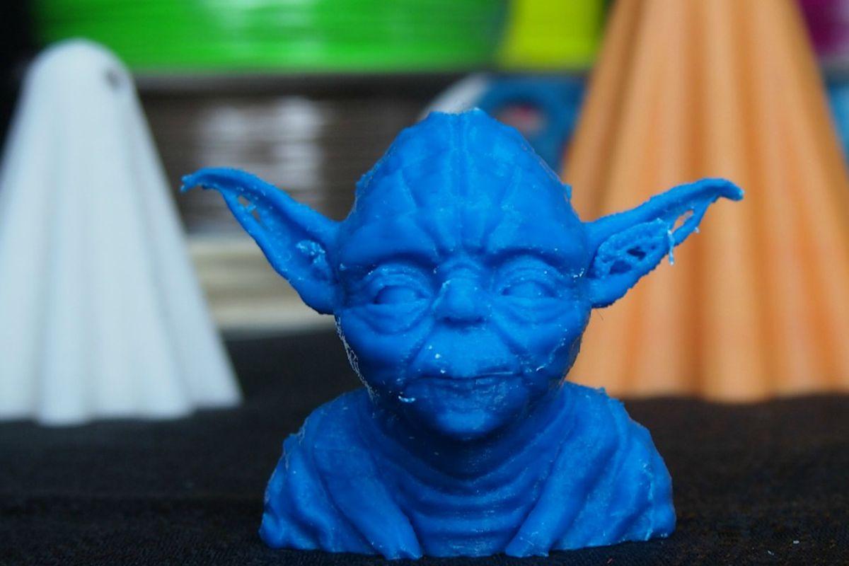 yoda 3d printing