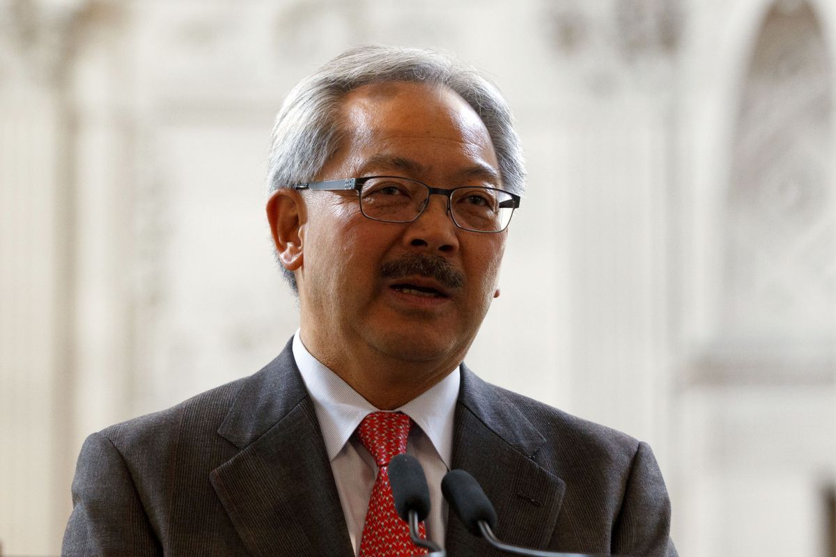 San Francisco Mayor Ed Lee dies of heart attack at 65