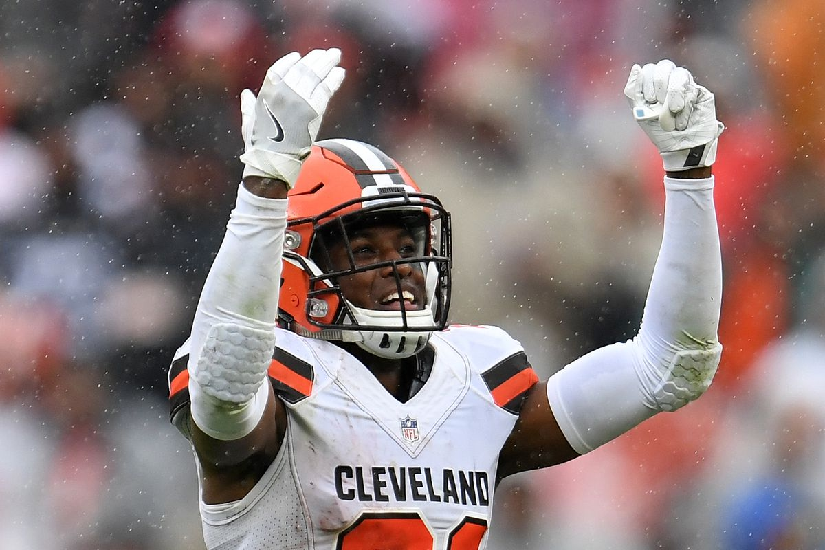 online retailer caca6 e9aa2 Denzel Ward, Ohio State rookies make NFL debut in Week 1 ...