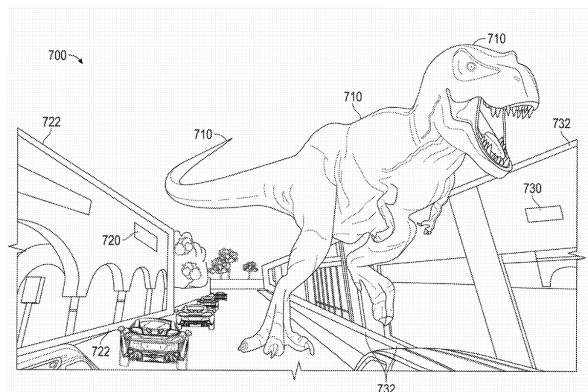 a snapchat patent application would map the world in an augmented reality database