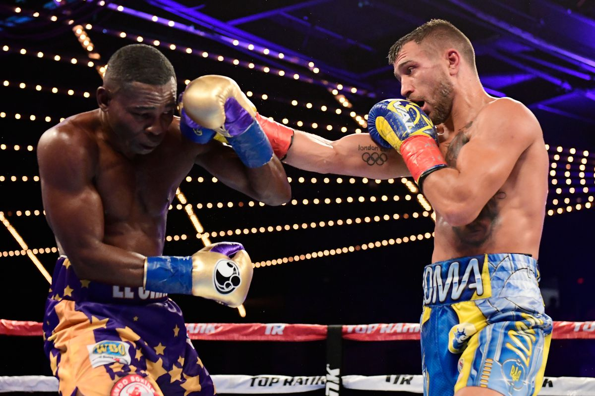 Image result for lomachenko vs rigondeaux