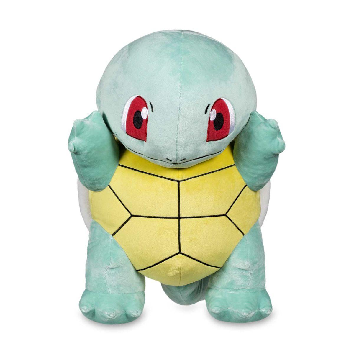 Jumbo Squirtle Pokémon plush