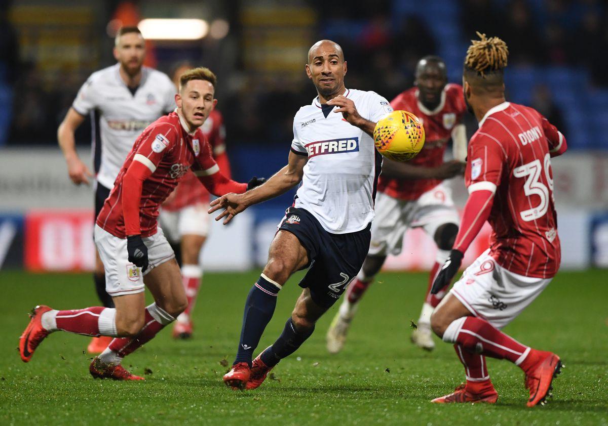 Bolton Wanderers v Bristol City - Sky Bet Championship