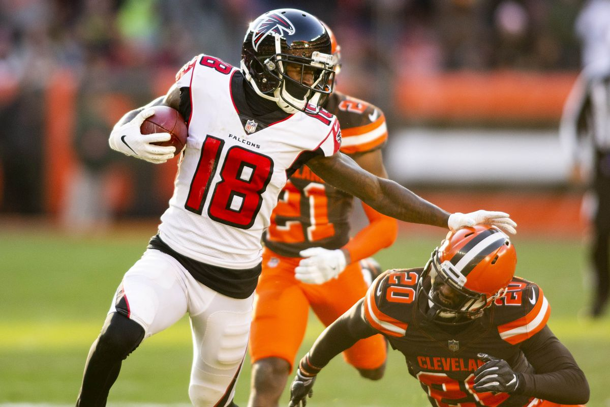 Calvin Ridley Fantasy Football Week 13 Preview Dfs Salary Injury News Draftkings Nation