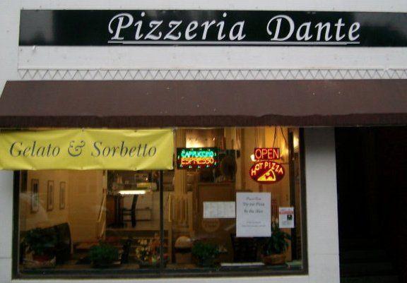 Pizzeria Dante former location