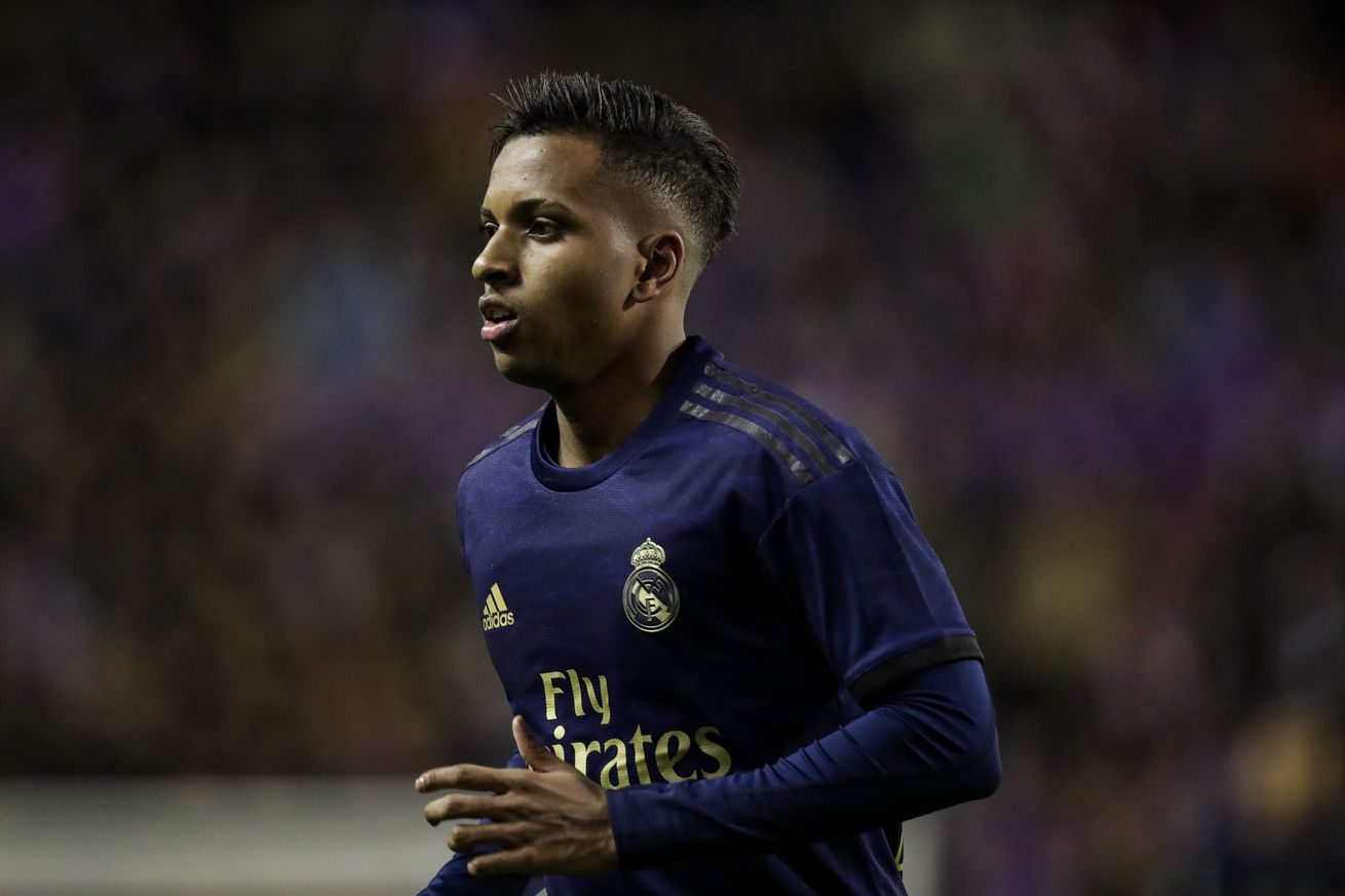 Rodrygo: ?Pele gave me his blessing before signing for Real Madrid?