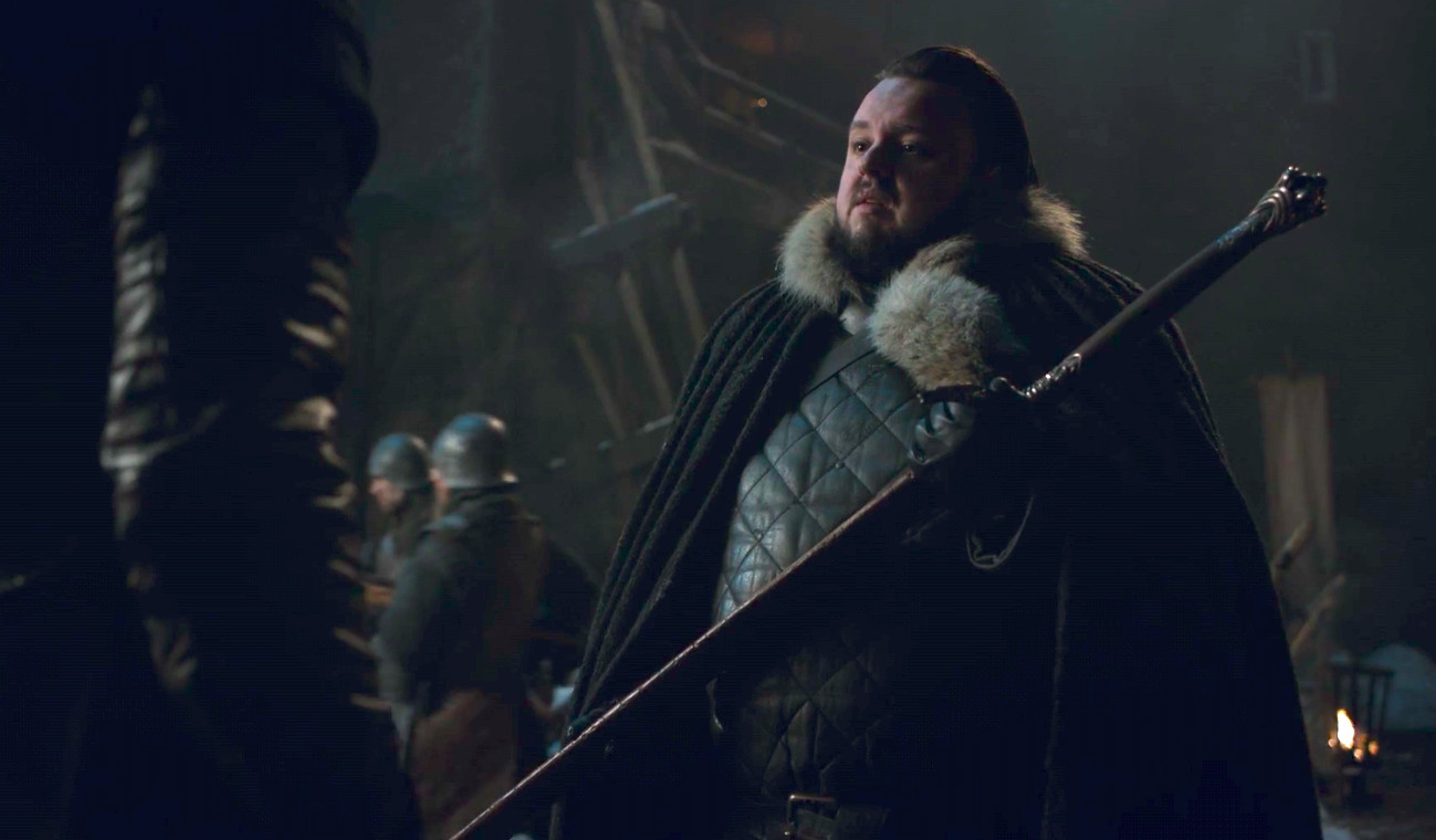 Uncovering Sam Tarly's Game of Thrones connections to George R R