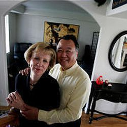 Susan and Mitsuyuki Sakurai, an immigrant from Japan, have been married 30 years. It has been 40 years since the U.S. Supreme Court struck down laws against interracial marriages. Utah repealed its law against such marriages in 1963.