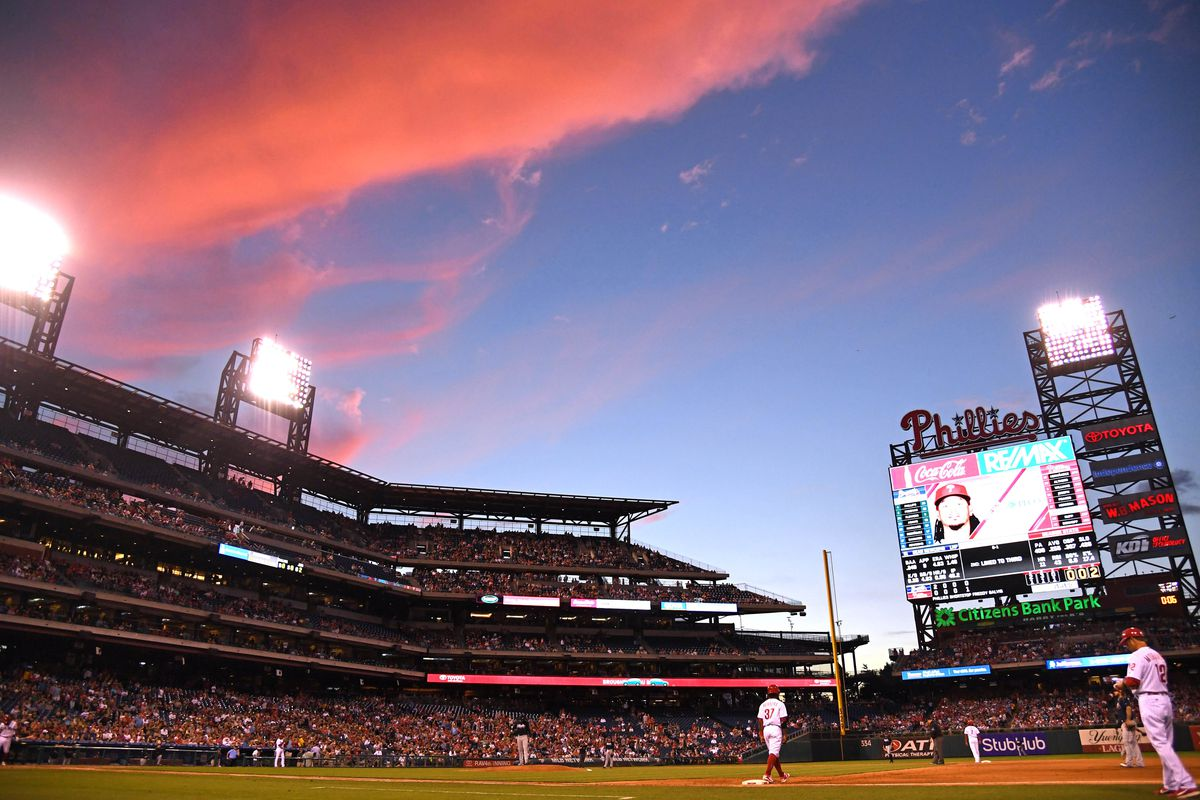 Upgrading Citizens Bank Park The Good Phight
