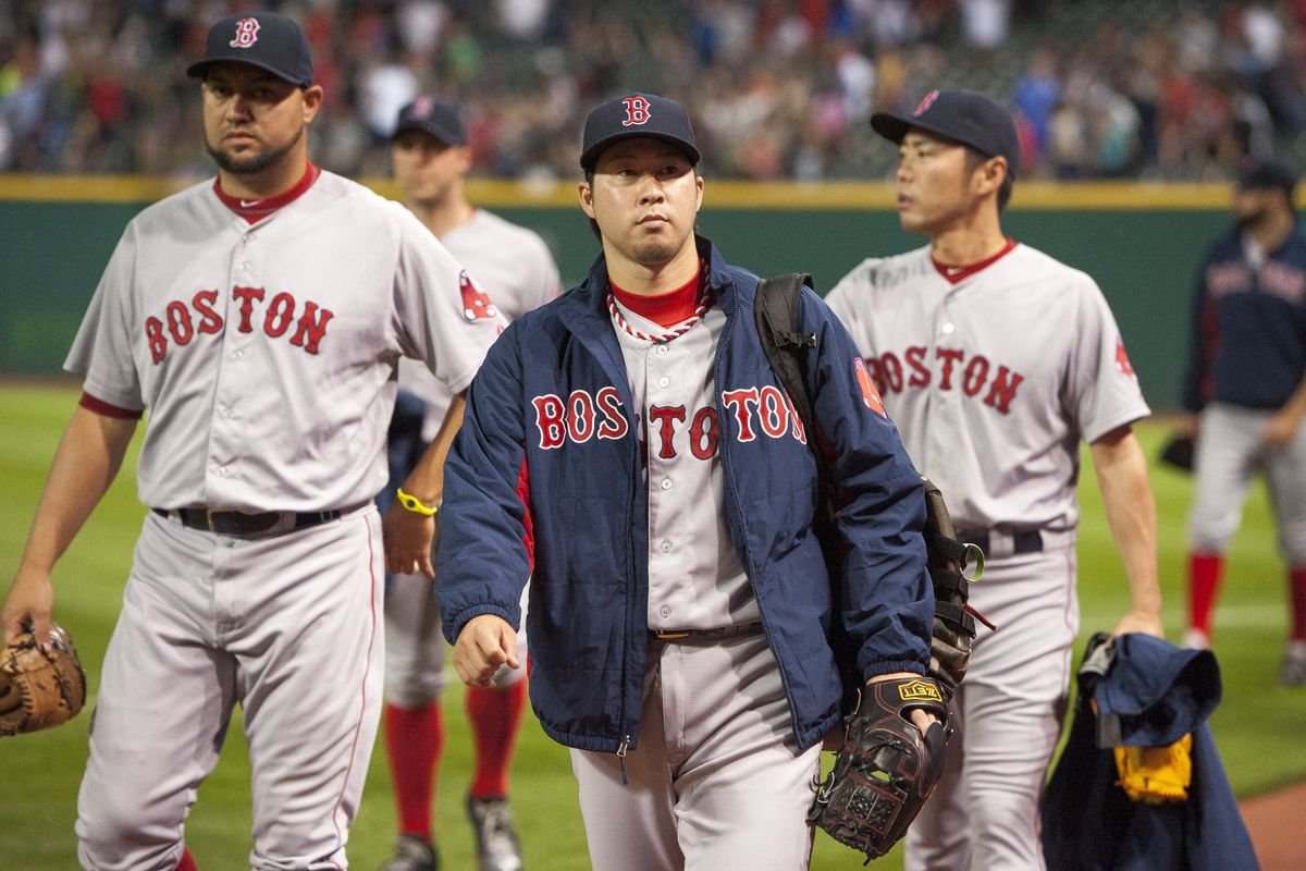Red Sox pitchers may have some bad luck to blame so far this season; a league-high 10.8% of balls hit in play off them have been deemed unplayable by Inside Edge.