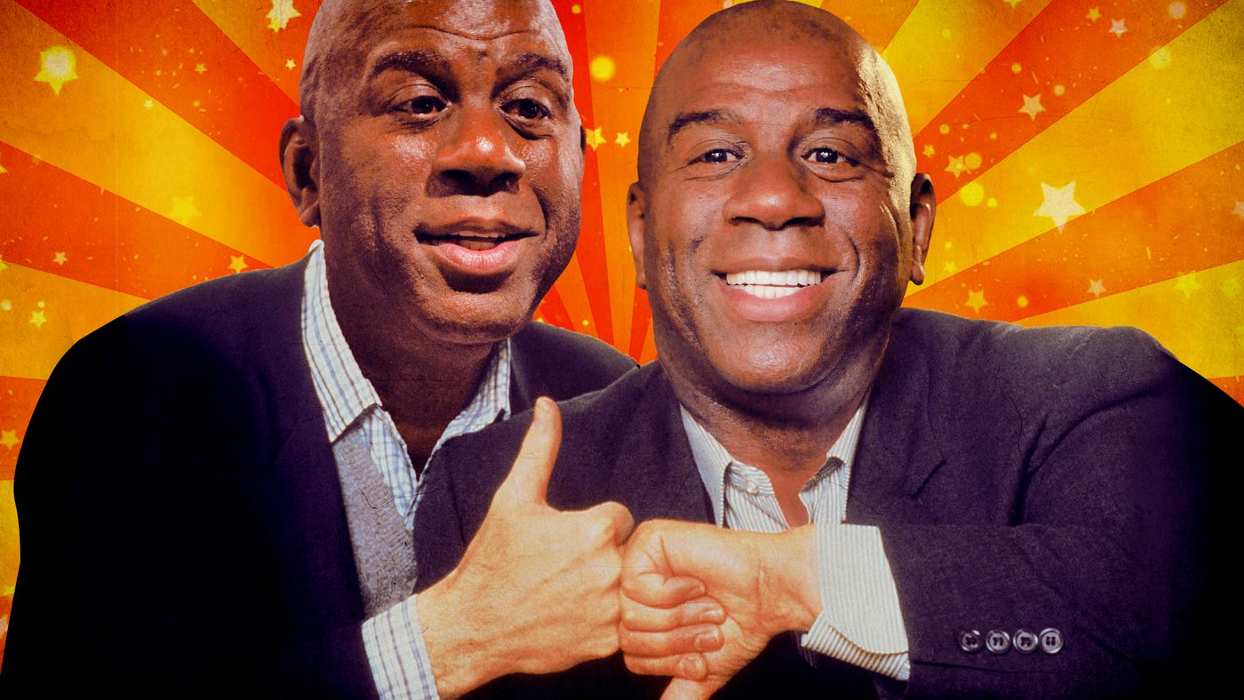 Sixty Thoughts on Magic Johnson's 60th Birthday Lists
