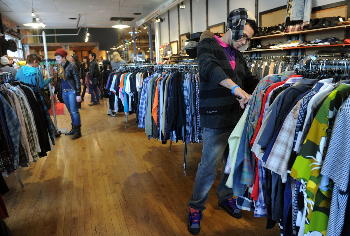 Beacon's Closet, Buffalo Exchange, and the Big Business of