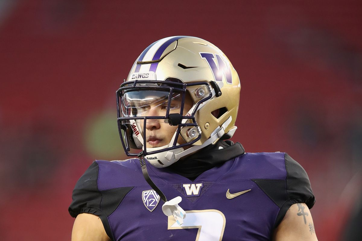 2019 NFL Draft Profiles: Taylor Rapp. Will the Washington Huskies All-American surge into the first round?