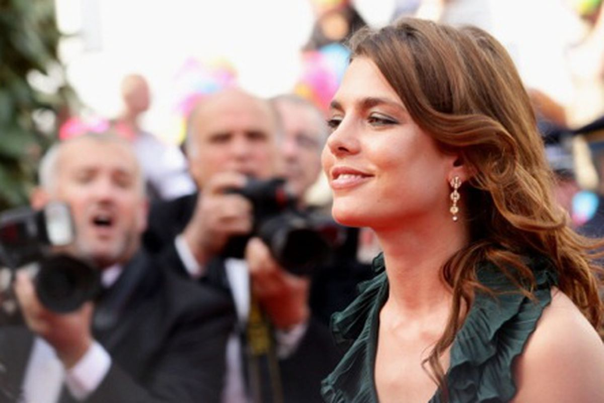 Charlotte Casiraghi: Neither a princess nor a model, via Getty