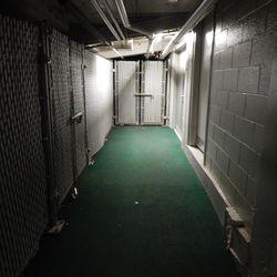 Visitors Tunnel