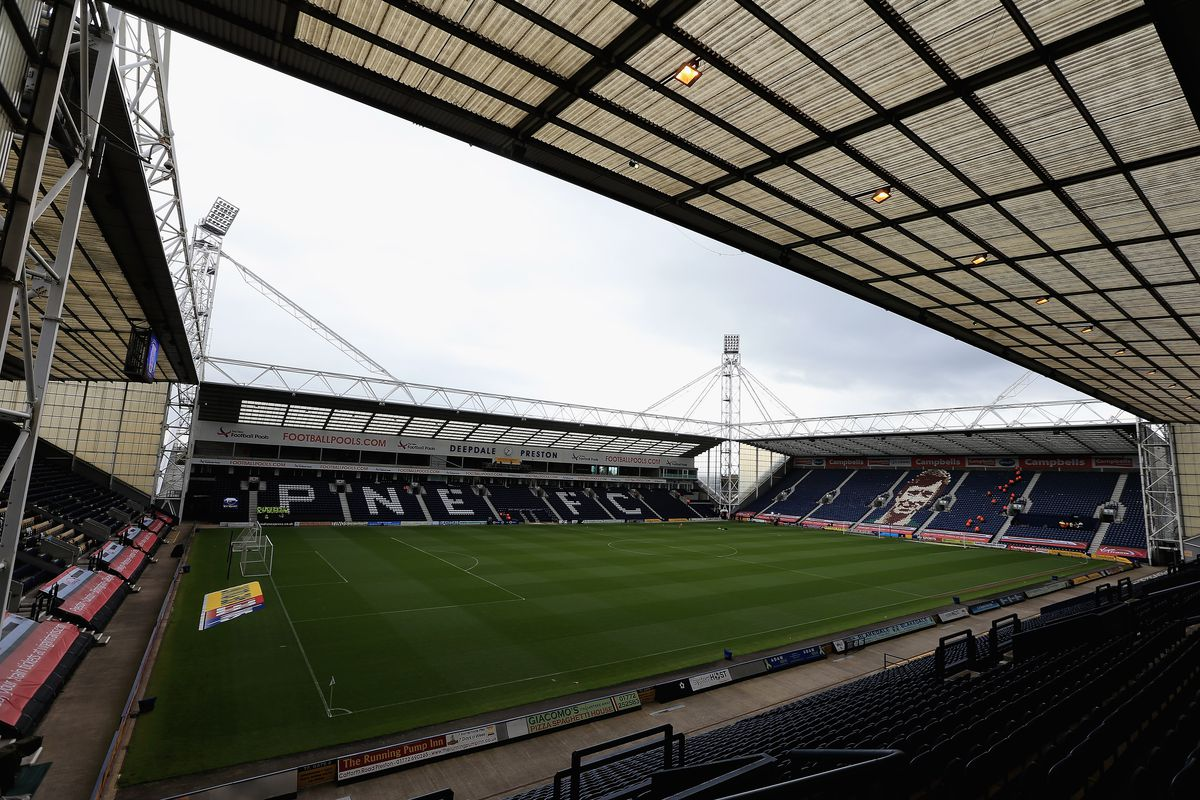 Preston North End v Chesterfield - Sky Bet League 1 Playoff Semi-Final