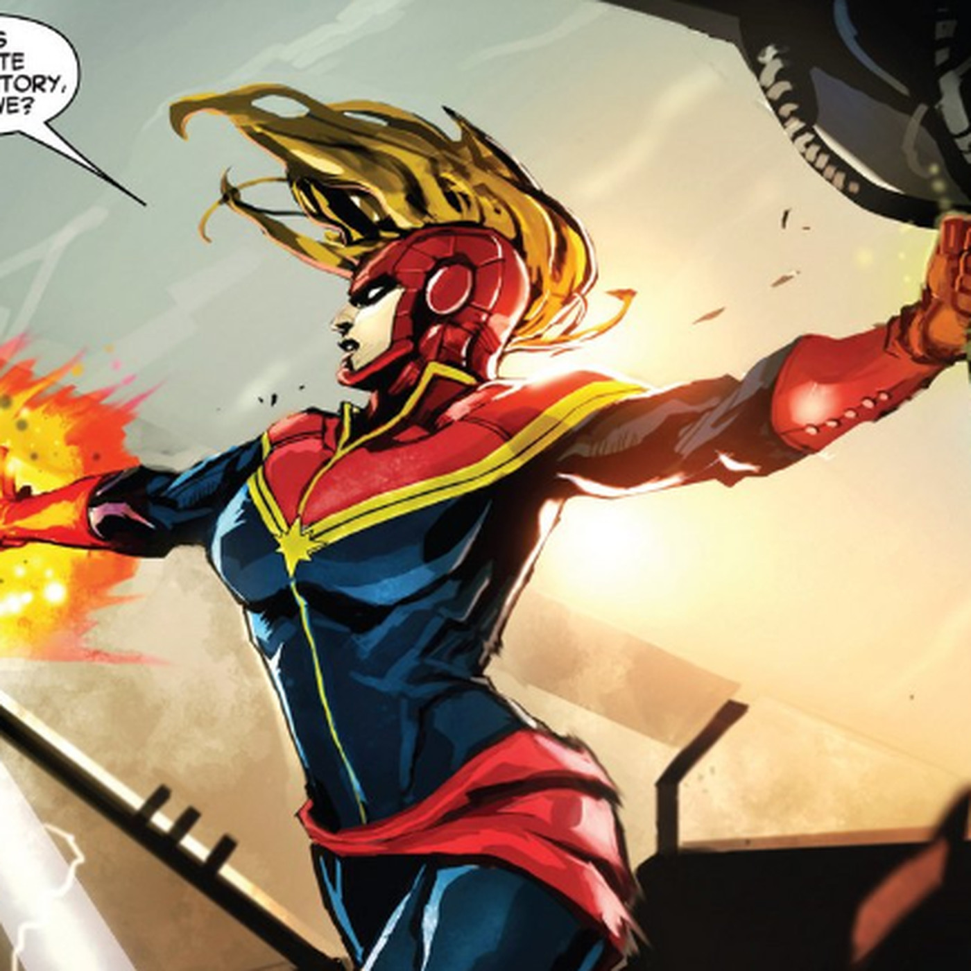 The Insane Sexist History And Feminist Triumphs Of Captain Marvel Vox