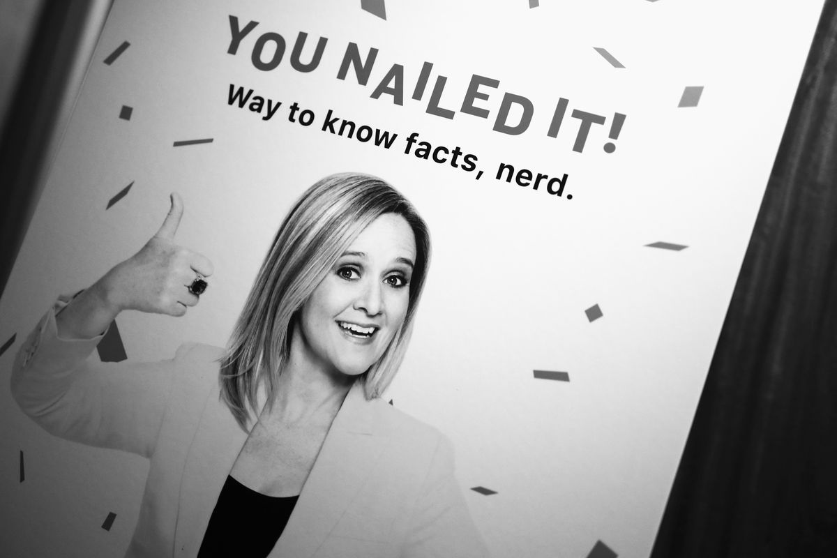 'Full Frontal With Samantha Bee' Presents 'This Is Not A Game: The Game' Press Junket