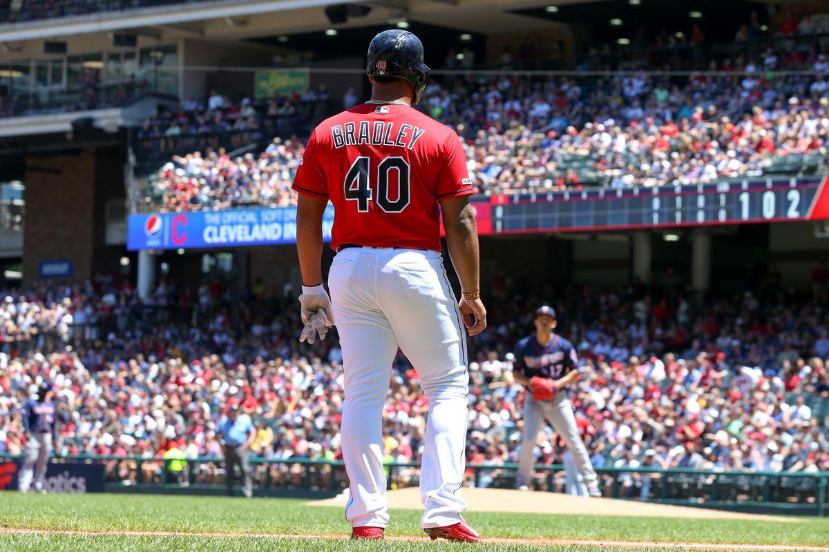 MLB: JUL 14 Twins at Indians