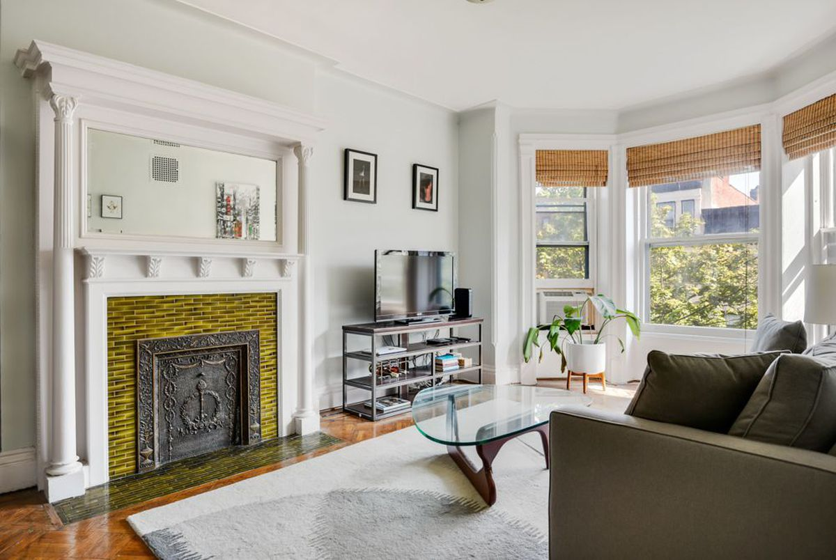For $499K, a prewar Park Slope co-op less than a block from Prospect ...