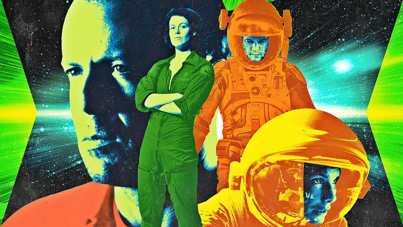 Who Would Be in Your Space Movie Dream Team?