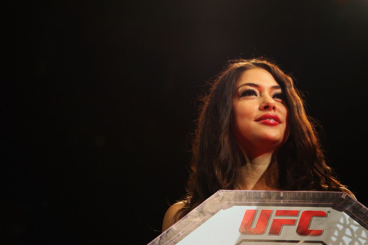 Qualifications To Be A Ufc Ring Girl