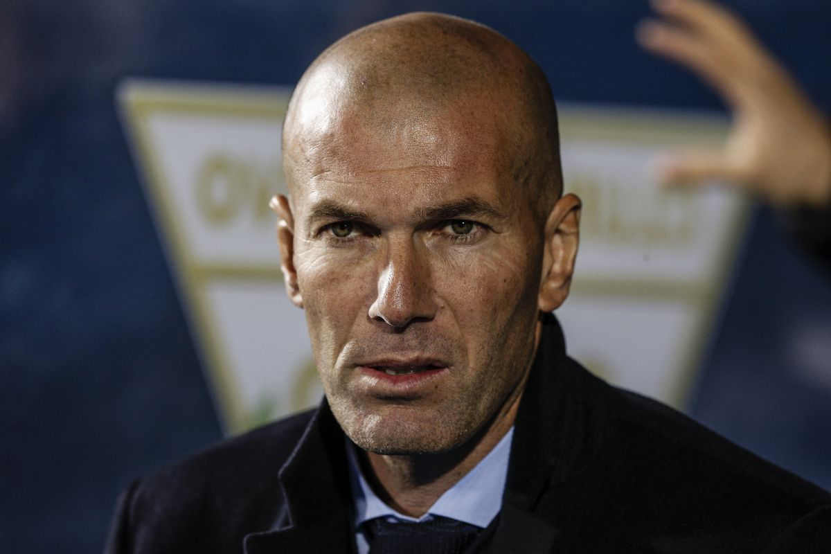 2018 Copa Del Rey Football Quarter Final Leganes v Real Madrid Jan 18th