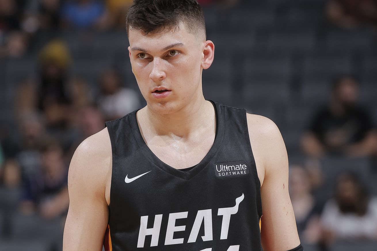 Tyler Herro snubbed from All-Summer League teams