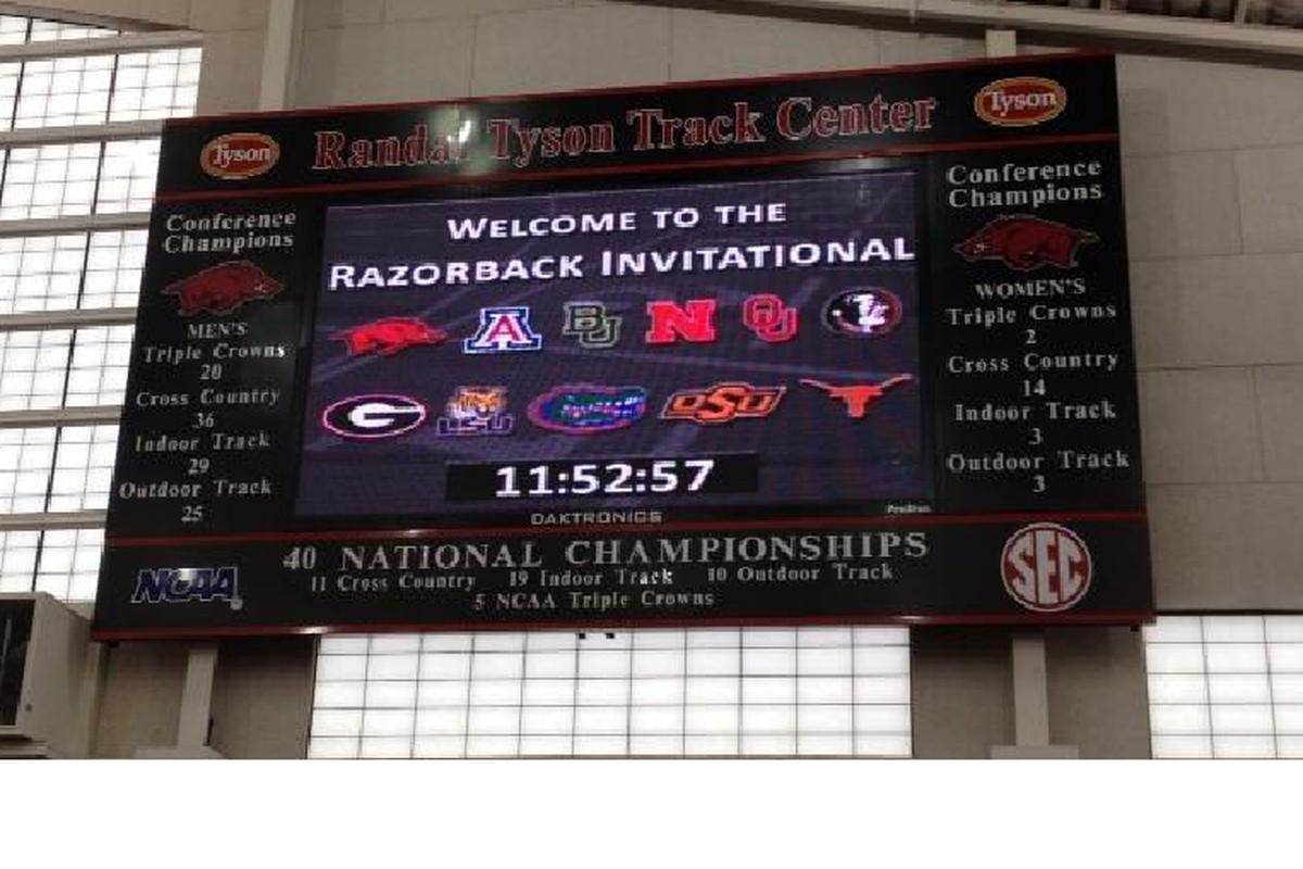 2013 Razorback Invitational