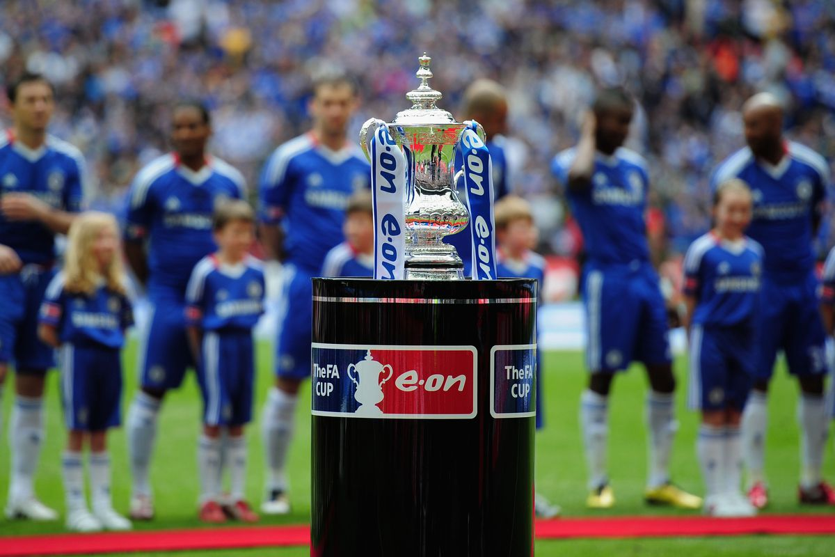 Fa Cup Fifth Round Ties