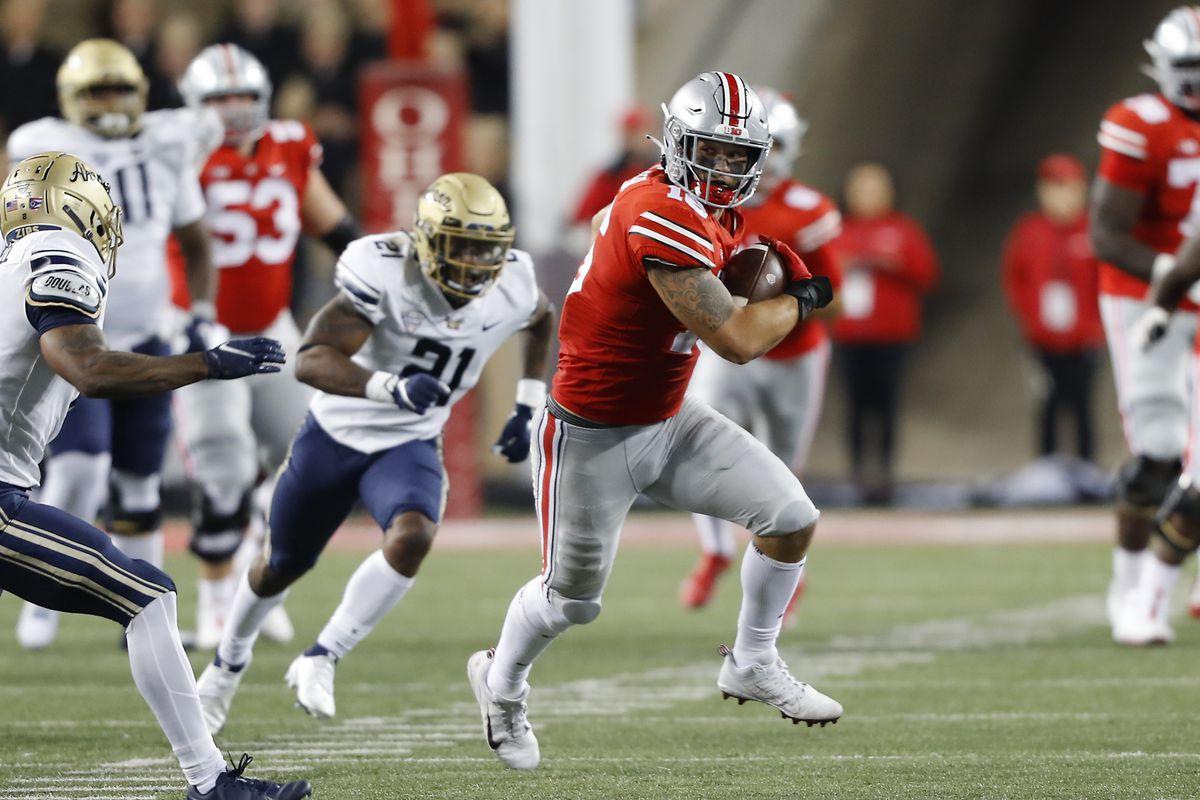 NCAA Football: Akron at Ohio State