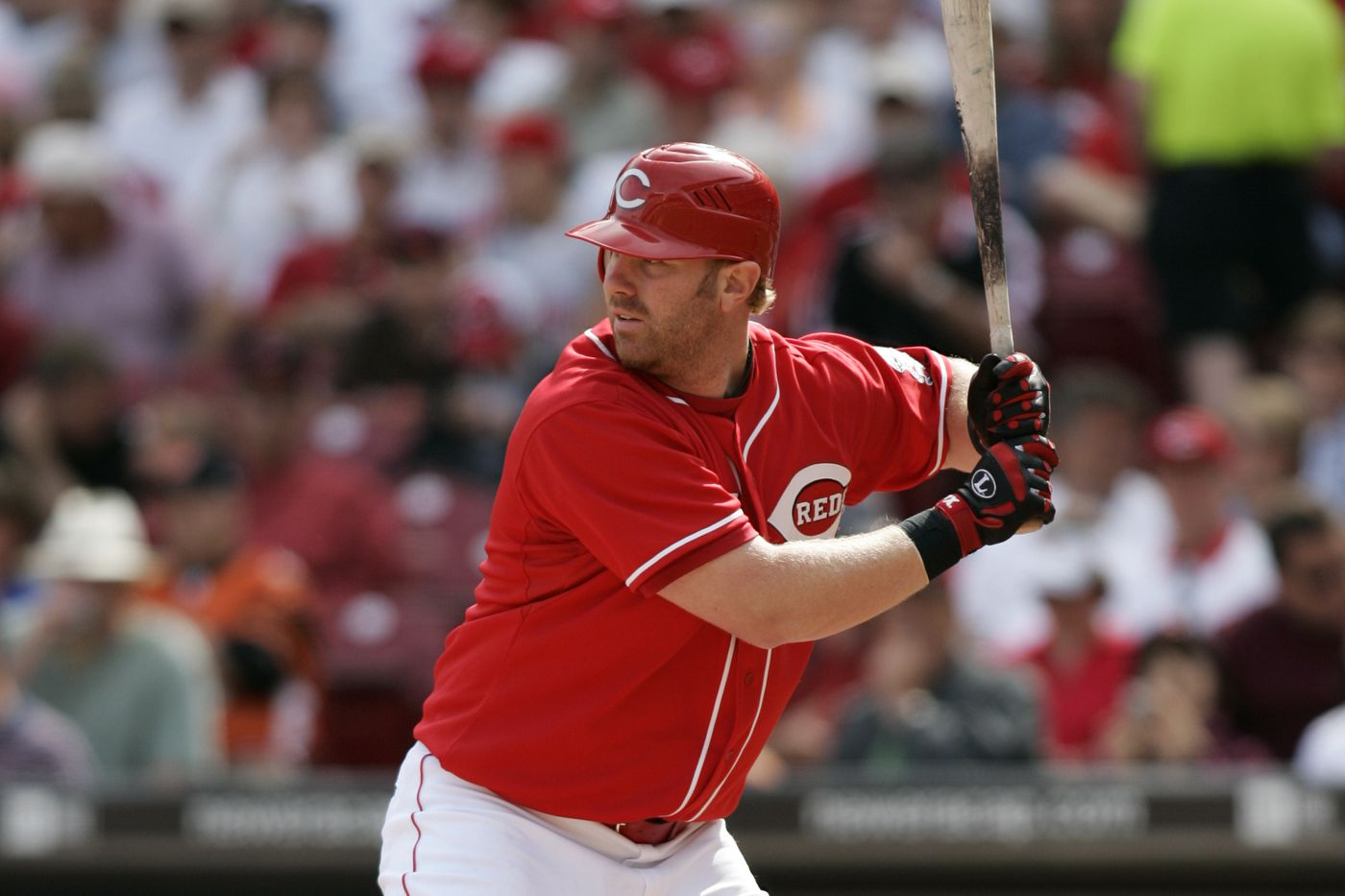 Adam Dunn listed on 2020 Hall of Fame ballot - Red Reporter