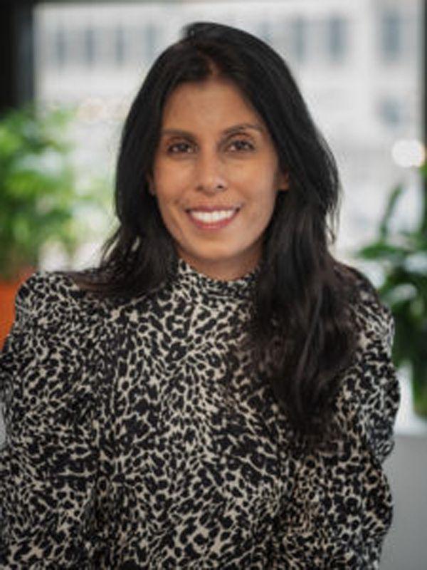 Jina Krause-Vilmar, CEO of Upwardly Global.