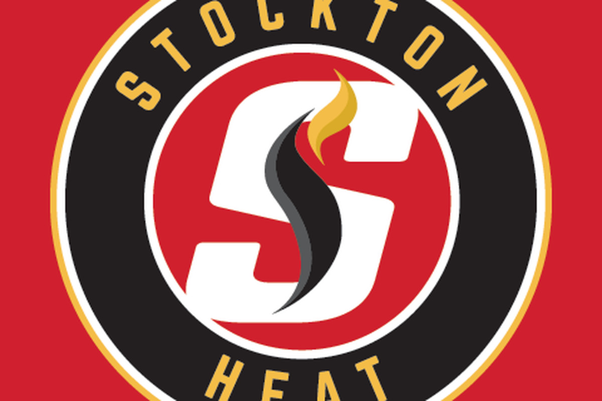 Stockton Heat Report The Heat Are Hot Matchsticks And Gasoline