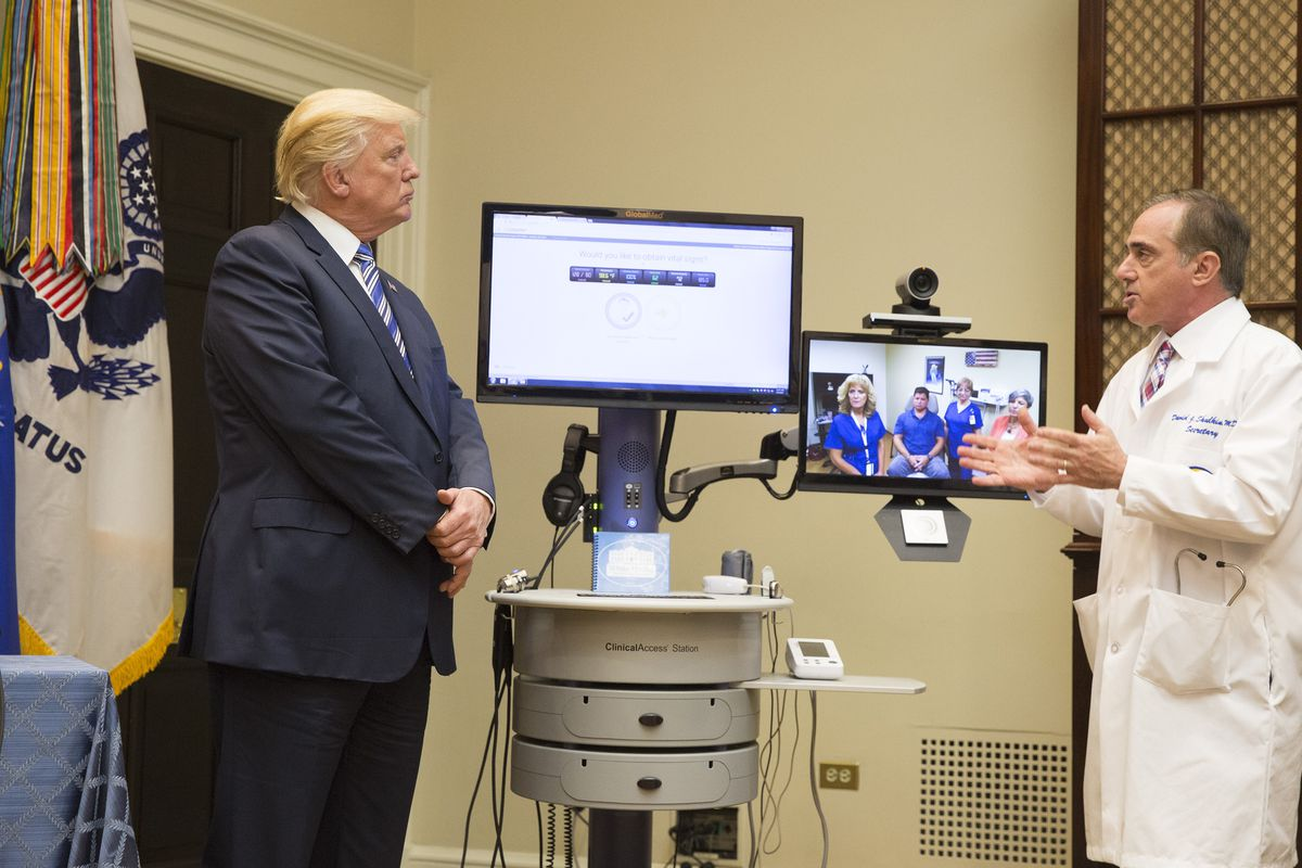 Veterans Affairs Announces New Technology To Provide Medical Care To Veterans