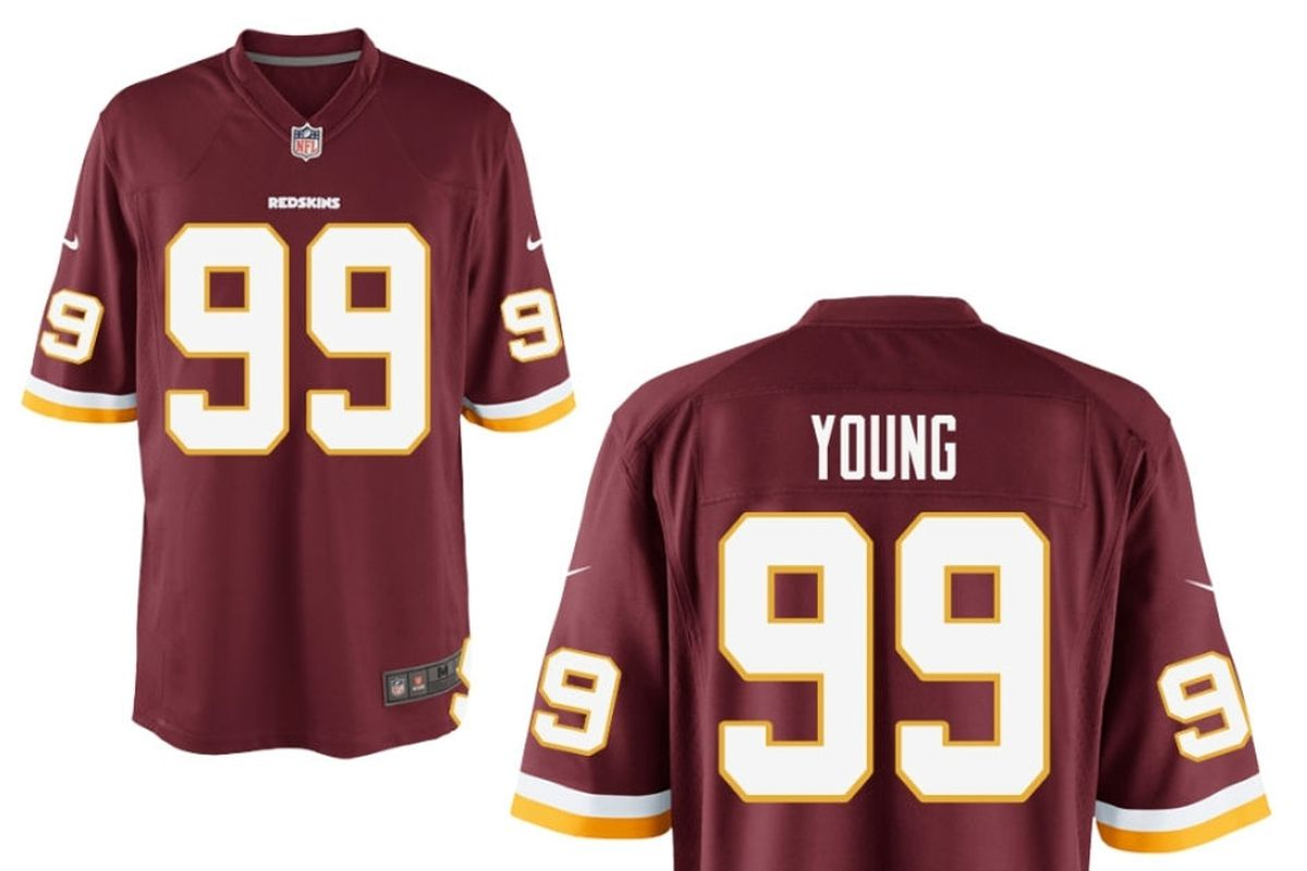 Redskins Release Jersey Numbers for the 2020 Rookie Class - Hogs Haven