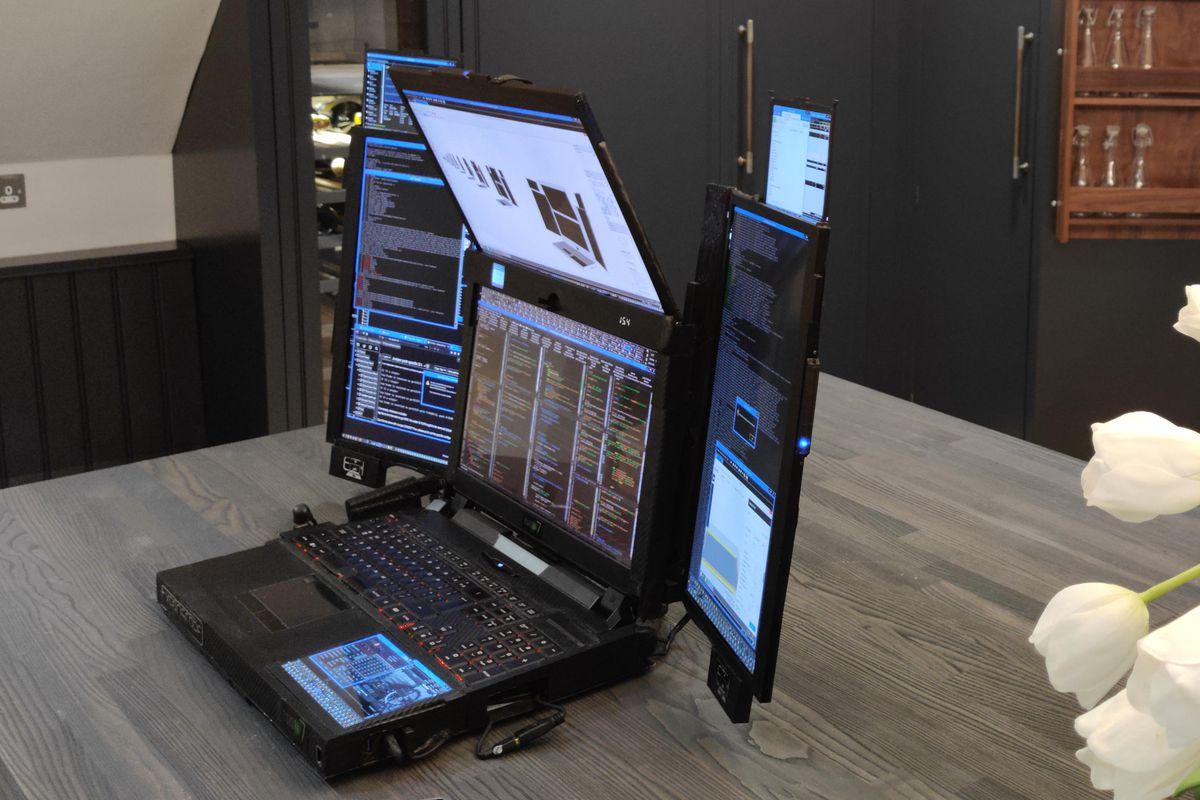 Expanscape Aurora 7 prototype