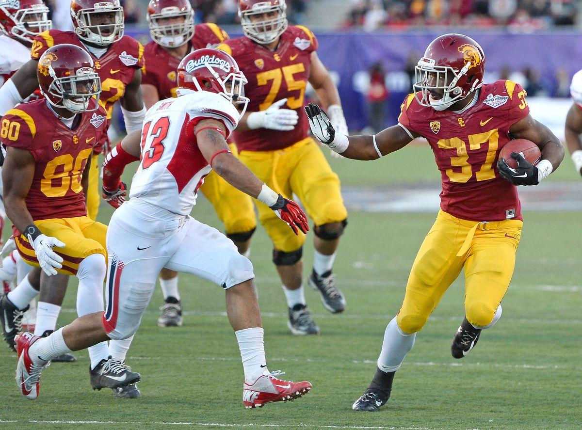 Royal Purple Las Vegas Bowl - Fresno State v USC