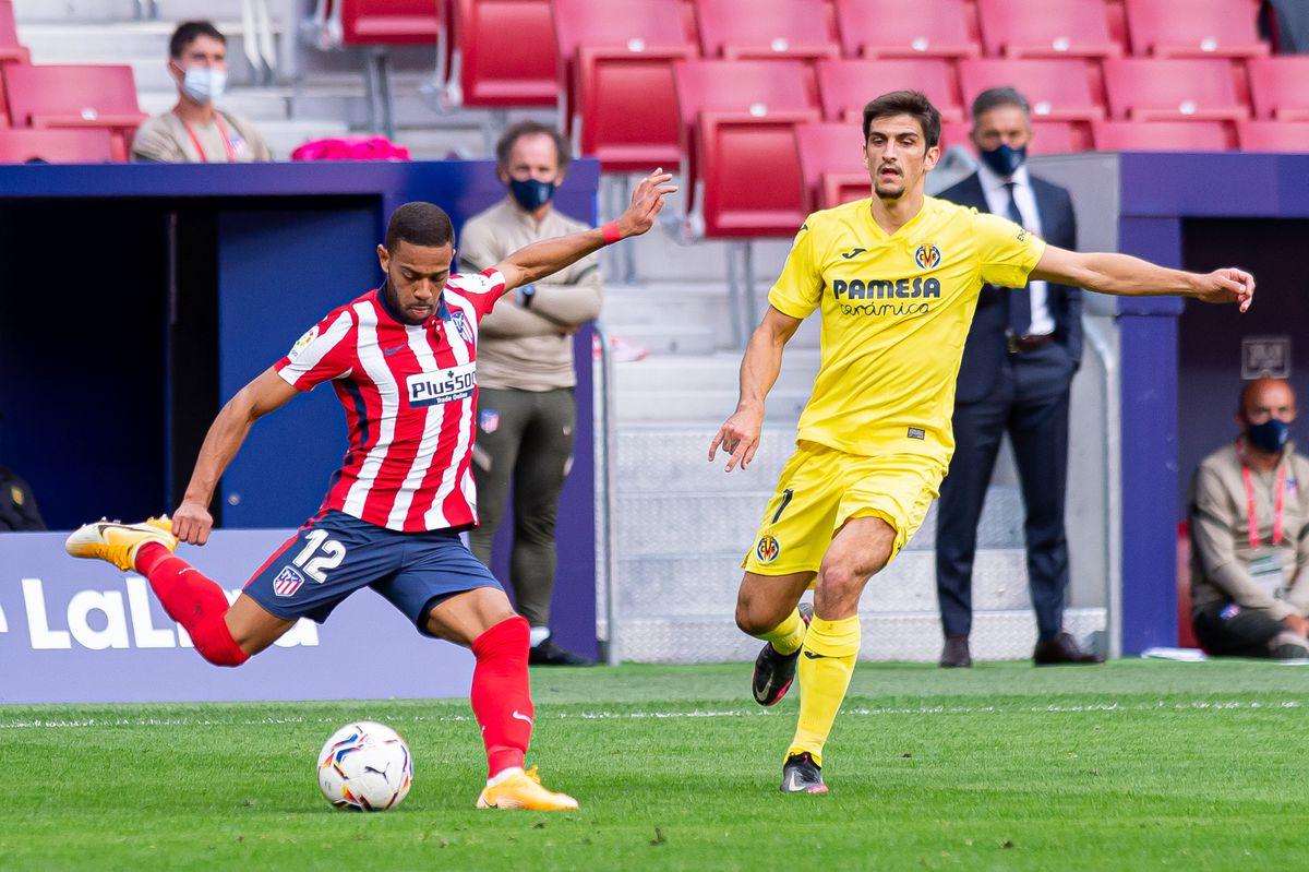 Atletico de Madrid v Villarreal CF - La Liga Santander