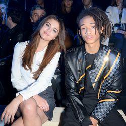 Selena Gomez and Jaden Smith;