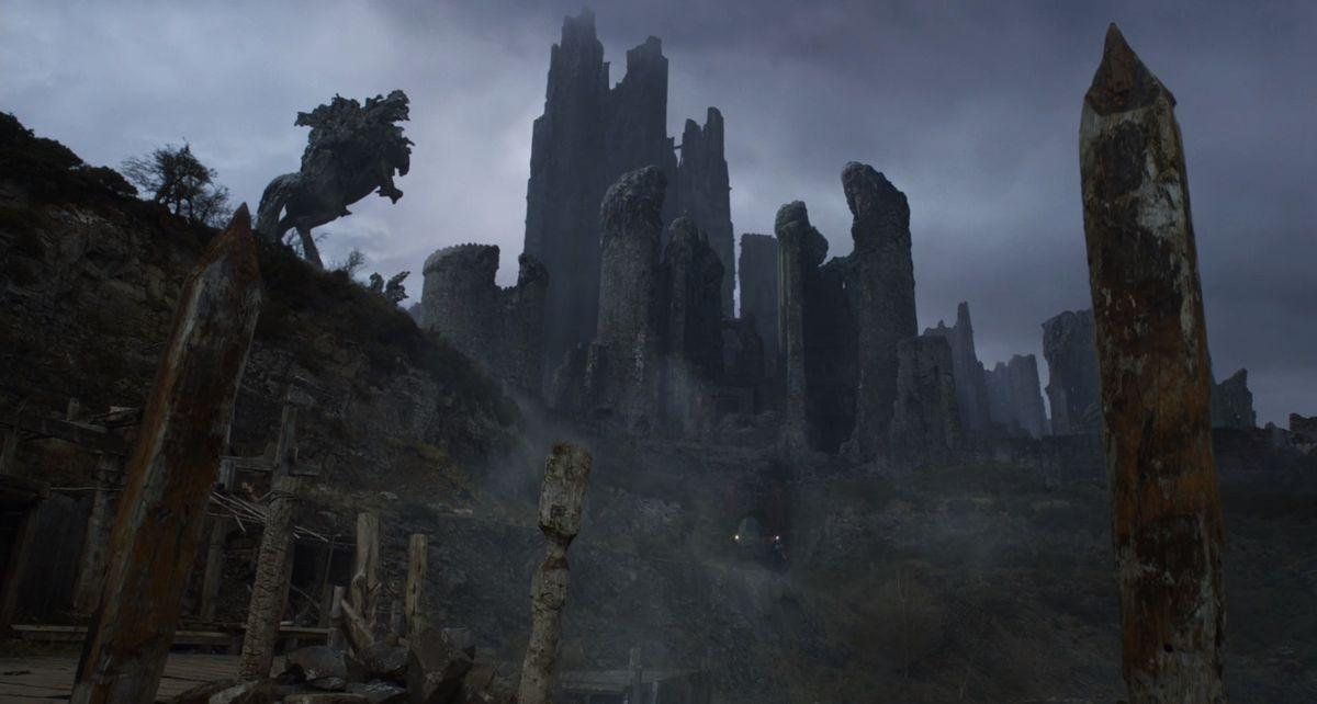 Game of Thrones Harrenhal