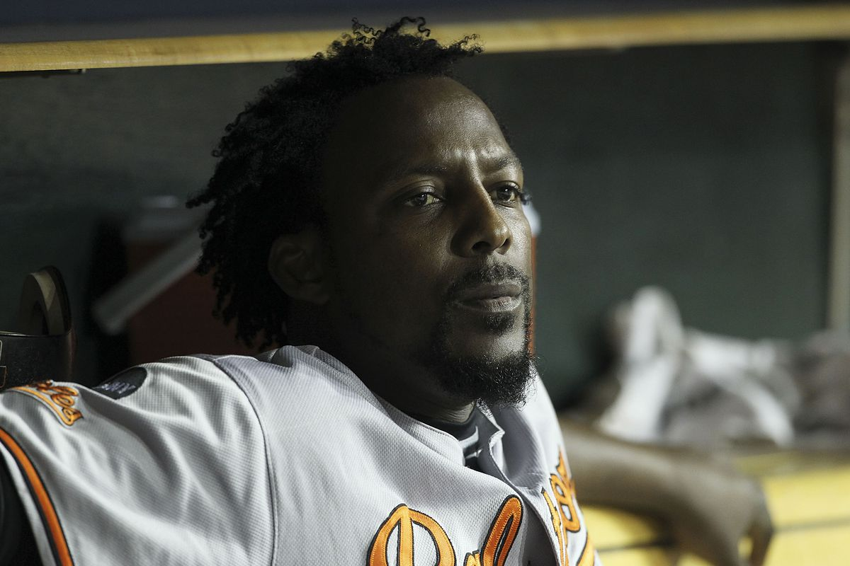 Vlad Guerrero will surely be in the Hall of Fame... but not as an Oriole.