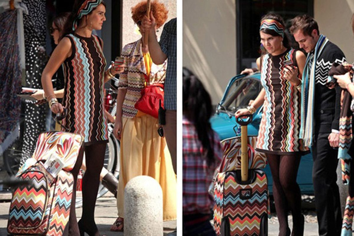 """Images via <a href=""""http://www.shefinds.com/2011/leaked-missoni-for-target-photos/"""">She Finds</a>"""