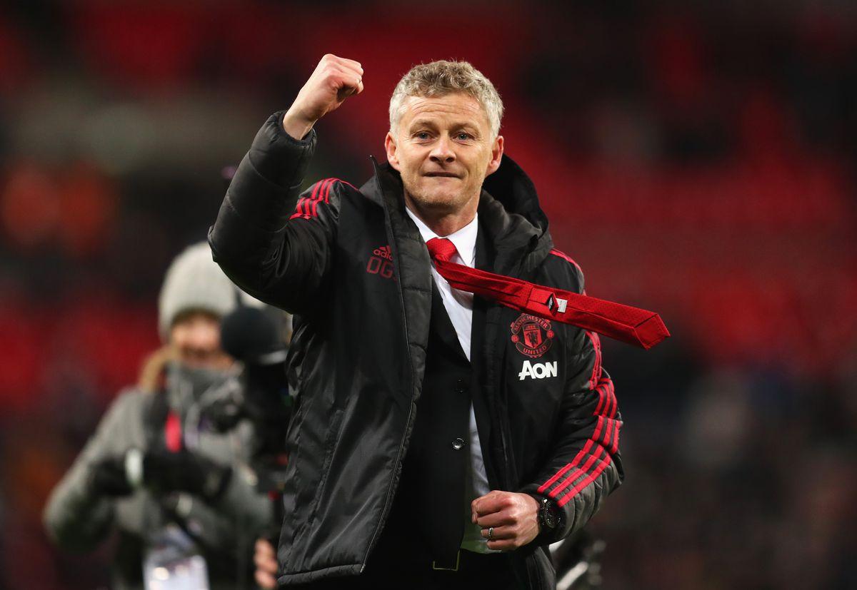 Ole Gunnar Solskjaer - Manchester United - Premier League