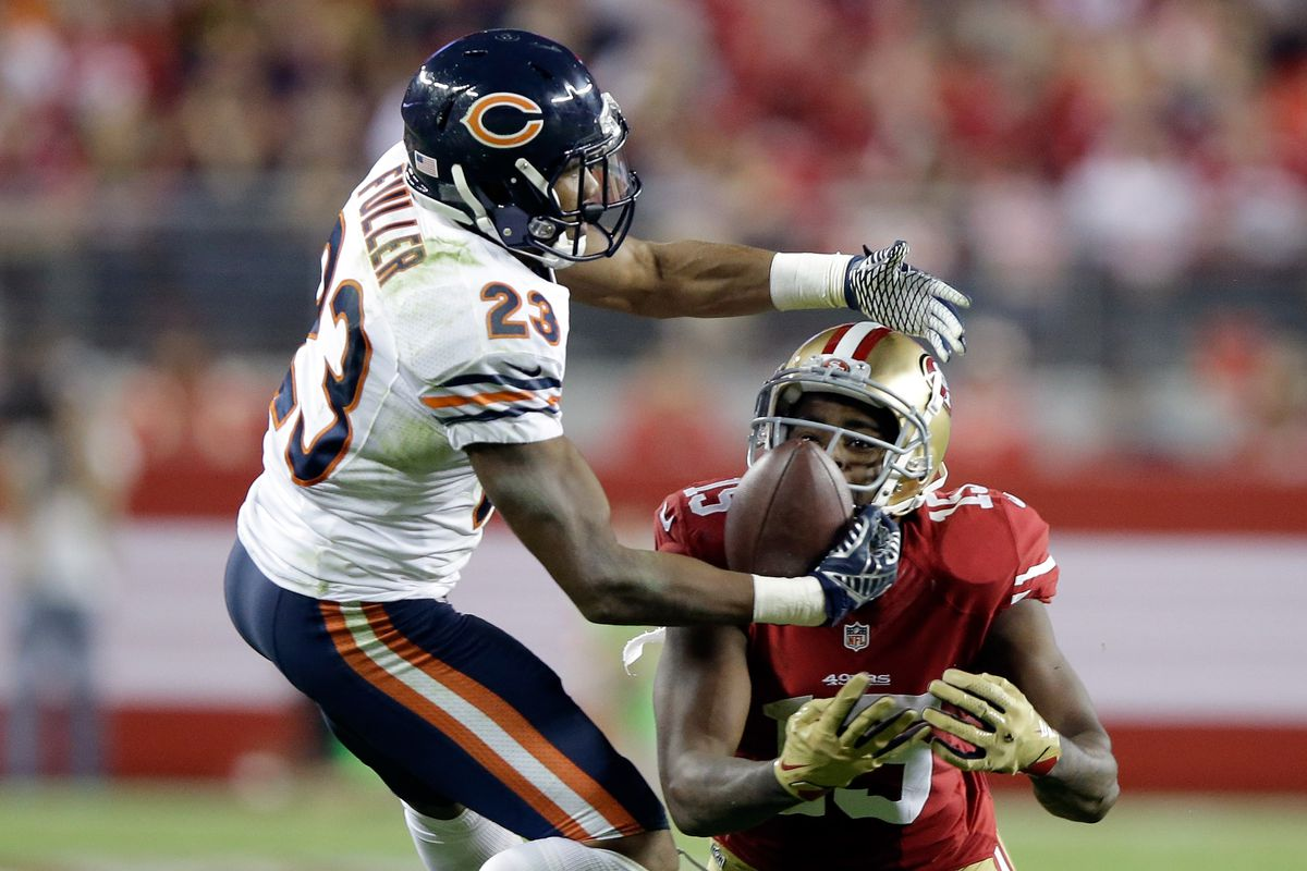 Remember when Kyle Fuller came in against the Niners when Peanut got injured?
